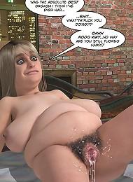 3D Comics Porn