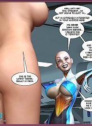 XXX 3D Comics World