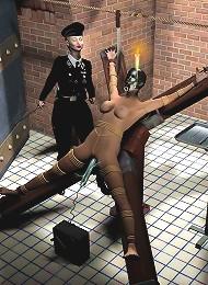 Sex BDSM 3D Comics