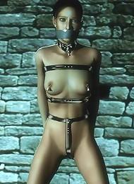 Nasty BDSM 3D Comics