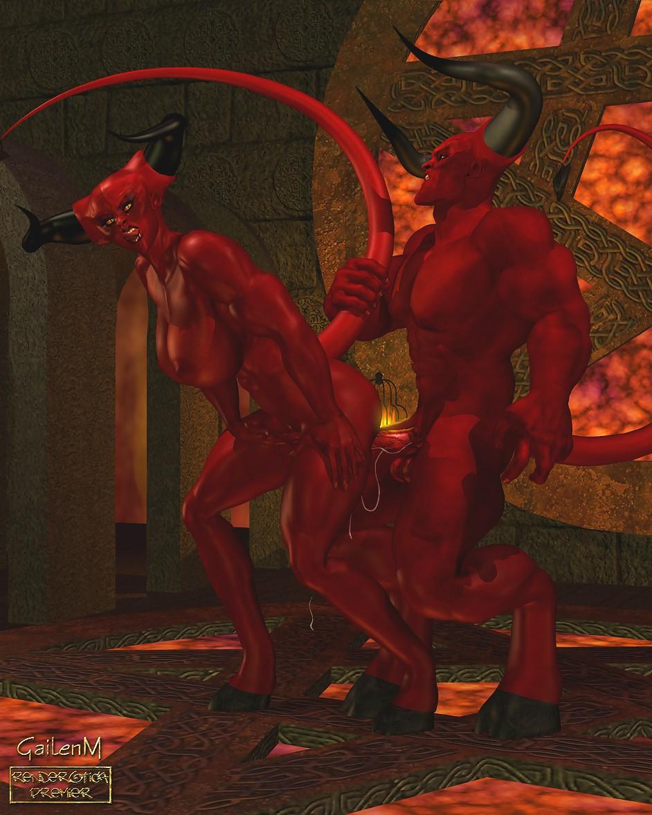 Demon female fucks adult gallery