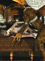 Virgin Hentai Secretary with firm knockers cums