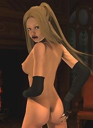 3d amanda sex