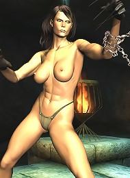 crazy 3d sex