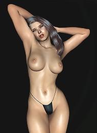 crazy 3d porn