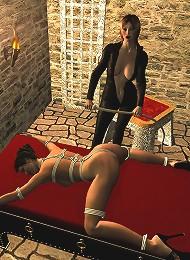 Virgin Hentai Peasant girl gets tittyfucked