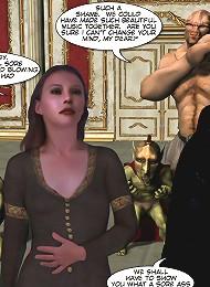 Crazy 3D Porn Comics